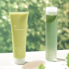 岡山の理美容室Bboの取扱商品 Reシャンプーの写真