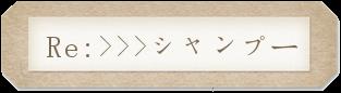 岡山の理美容室Bboの取扱商品 Reシャンプー題名